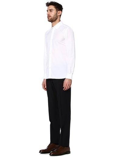Oxford Yaka Uzun Kollu Gömlek-Caruso
